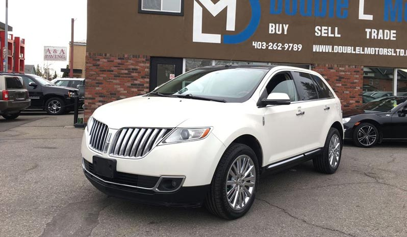 2012 Lincoln MKX AWD full
