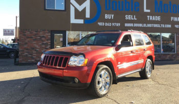 2010 Jeep Grand Cherokee North full