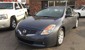 2008 Nissan Altima 3.5 SE full
