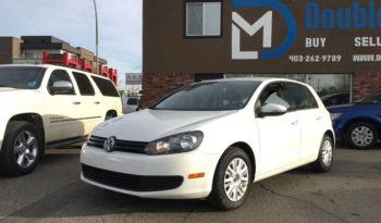 2012 Volkswagen Golf Trendline full