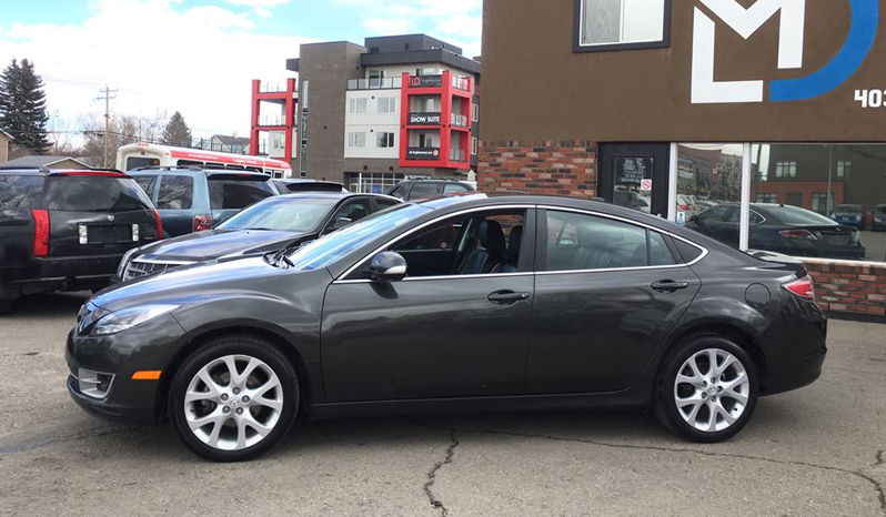 2012 Mazda Mazda6 GT full