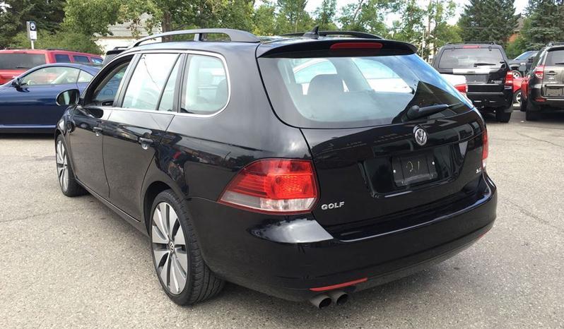 2013 Volkswagen Jetta Wagon SE w/Sunroof full