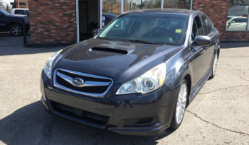 2010 Subaru Legacy GT Limited Pwr Moon/Navigation full