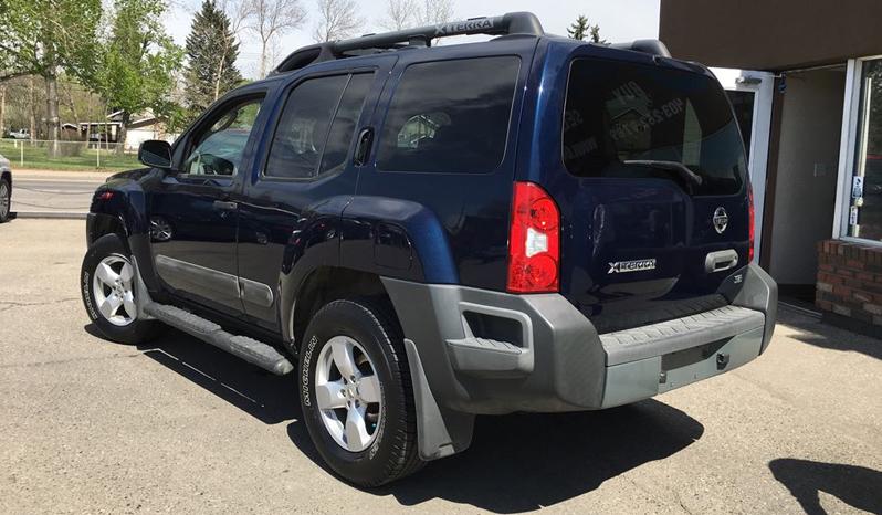 2007 Nissan Xterra full