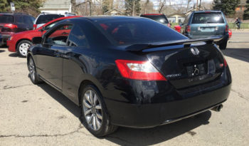 2010 Honda Civic Si full