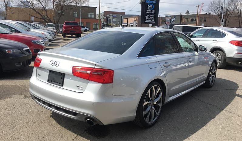 2012 Audi A6 full
