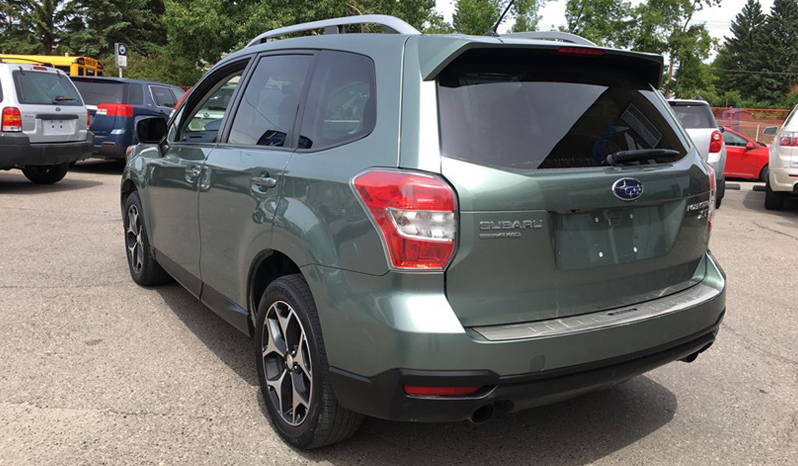 2015 Subaru Forester full