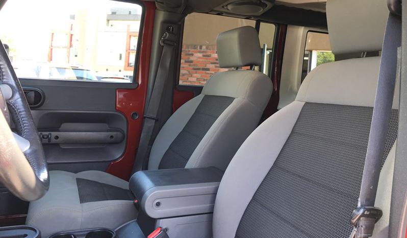 2010 Jeep Wrangler Unlimited full