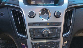 2010 Cadillac CTS Black full