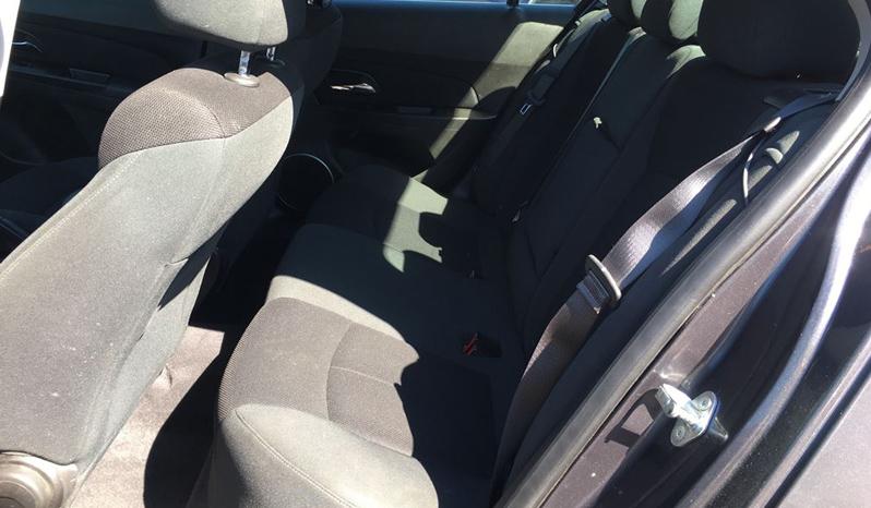 2011 Chevrolet Cruze full