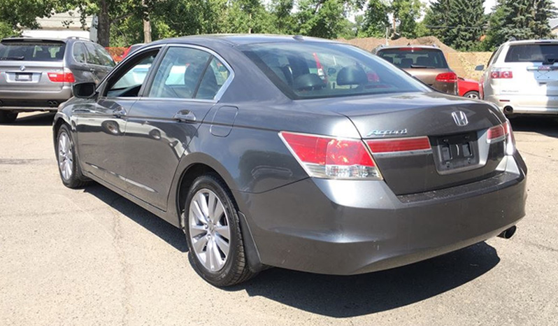 2012 Honda Accord Sedan full