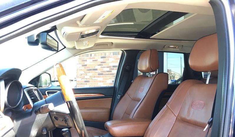 2012 Jeep Grand Cherokee full