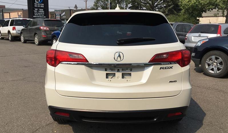 2013 Acura RDX full