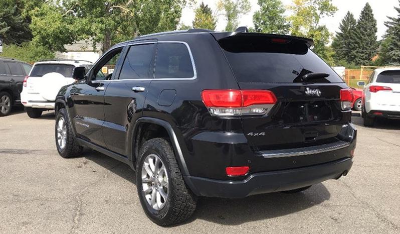 2016 Jeep Grand Cherokee full